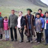 おばあちゃんから産まれてきたと言われて育つ、モンゴル・カザフ族との出会い