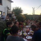 シンプルな食事に時間をかけてゆっくり楽しむヨーロッパの文化