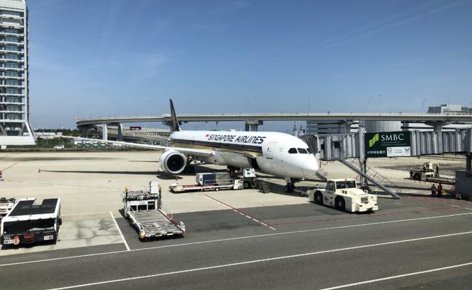シンガポール航空に乗ってみての感想