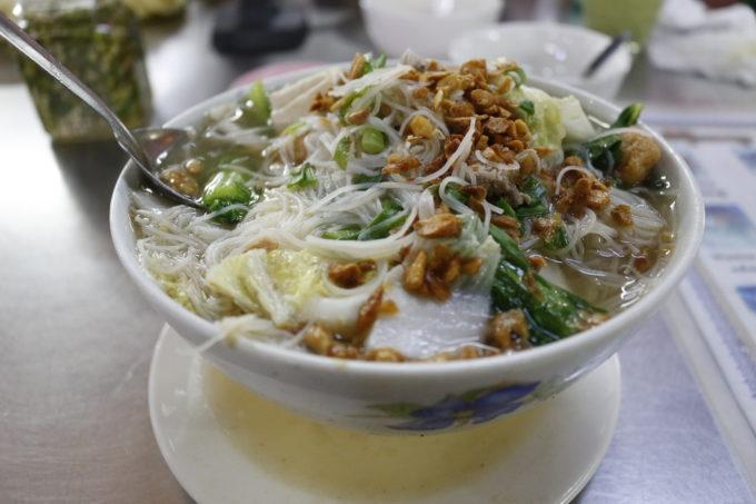 ミャンマーの料理