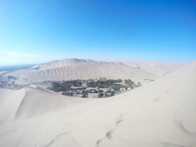 ワカチナ砂漠